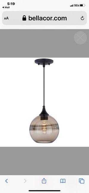 Pendant lamps set of 2 for Sale in Hialeah, FL