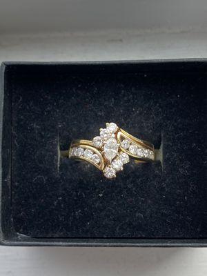 14 K gold Wedding ring set for Sale in Lakewood, WA