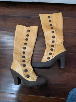Anthem leather boots for Sale in Denver, CO