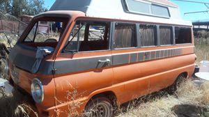 68 Dodge van with camper stock for Sale in San Bernardino, CA