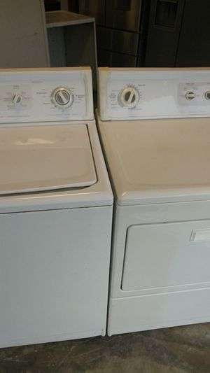 Kenmore washer electric dryer set comes with 30 day warranty no holds delivery available for Sale in Belleville, IL