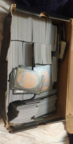 Bulk magic cards for Sale in Germantown, NY