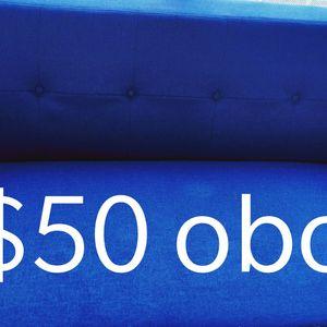 Pretty Blue Loveseat for Sale in Seattle, WA