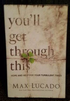 Max Lucado - You'll Get Through This for Sale in Parlin, NJ