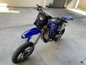 Yz426 Supermoto for Sale in Long Beach, CA