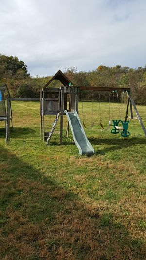Kids swing set for Sale in Eighty Four, PA