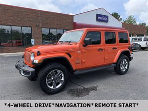 2019 Jeep Wrangler Unlimited for Sale in Greensboro, NC