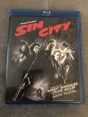 Sin City Blu-ray for Sale in Tampa, FL
