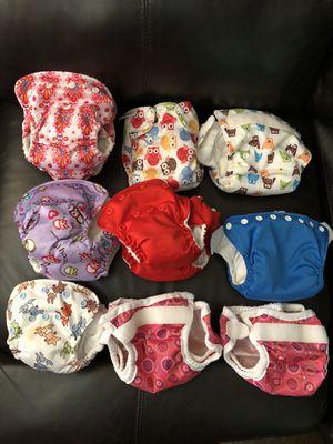Newborn cloth diapers for Sale in Medfield, MA
