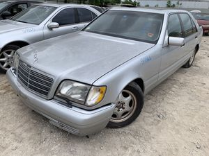 1989 - 2002 MERCEDES SL CLASS (PARTS ONLY) 1990; 1991; 1992; 1993; 1994; 1995; 1996; 1997; 1998; 1999; 2000; 2001 for Sale in Dallas, TX