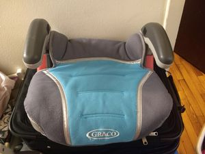 Graco booster seat for Sale in North Brunswick Township, NJ