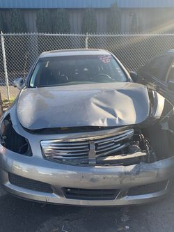 Parting Out 2006 Infiniti G35 (Parts) for Sale in Rancho Cordova,  CA