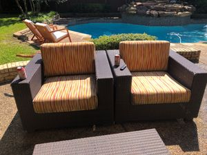 7 Piece Brown Jordan Outdoor Furniture Set (OBO) for Sale in Dallas, TX
