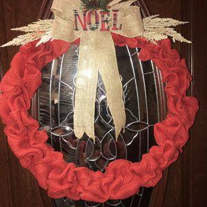 Noel Wreath for Sale in Westport, MA