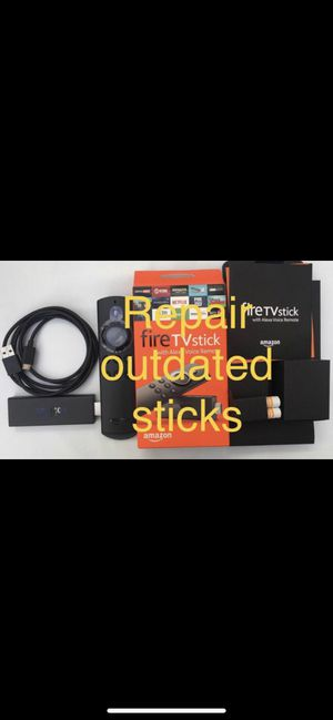 Repair outdated sticks for Sale in Newport News, VA