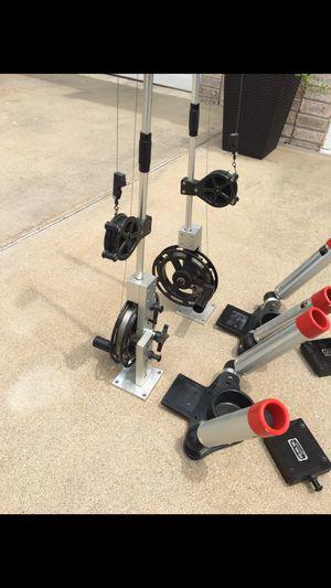 Big Jon manual downriggers for Sale in New Lenox, IL