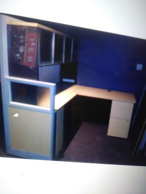 Office furniture and desk and more for Sale in Elk Grove Village, IL