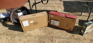 New Dell or Viewsonic for trade for Sale in Fresno, CA