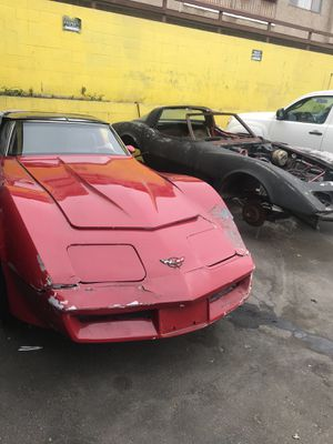 1982 & 1980 Chevy Corvette for Sale in Santa Monica, CA