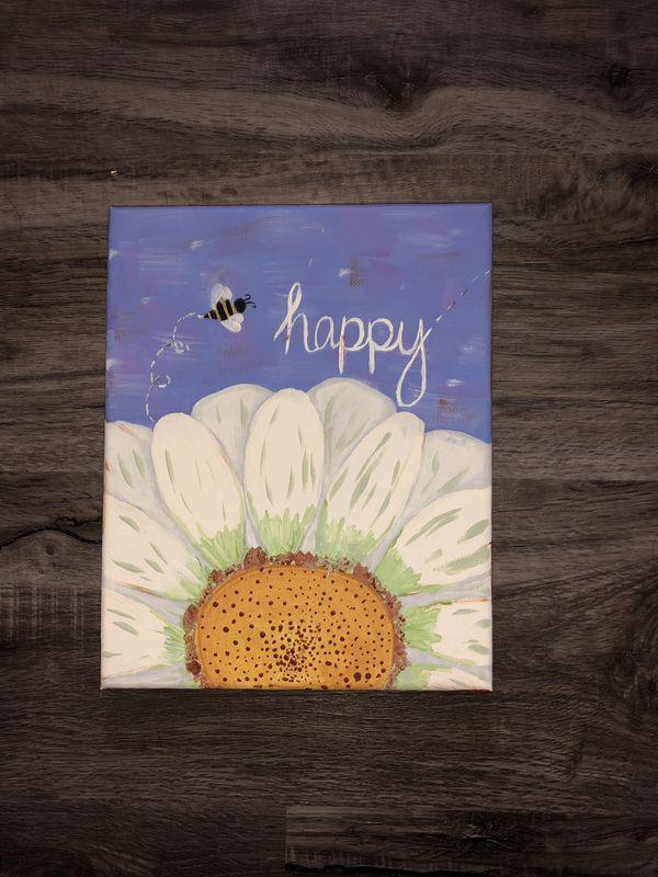 Bee happy 🌼