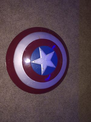 A captain America shield large size for Sale in Vancouver, WA