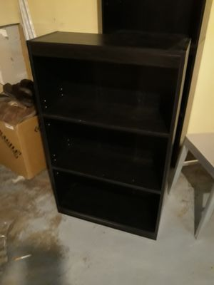 Med & Lg Espresso Bookshelves MOVING SOON MAJOR DISCOUNT for Sale in North Saint Paul, MN