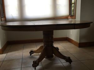 Oak kitchen Table for Sale in East Rockaway, NY