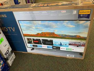 "Samsung UHD TV 50"" 6 series TV D UVM for Sale in Cedar Park, TX"