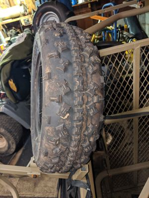 Dwt ATV tires 19+6+10 for Sale in Dauberville, PA