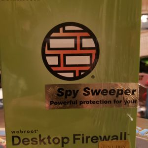 Webroot Desktop Firewall for Sale in Puyallup, WA