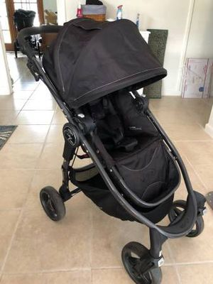 Black Baby Jogger City Versa Reversible Stroller for Sale in West Palm Beach, FL