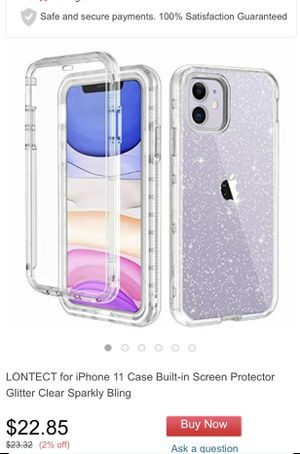 Lontect case for iPhone 11 for Sale in Upland, CA