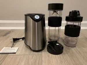 1 serving blender for Sale in Durham, NC