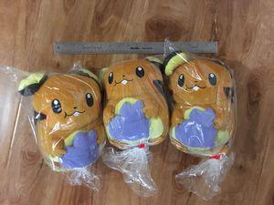 Pokemon Dedenne plushie for Sale in Milpitas, CA