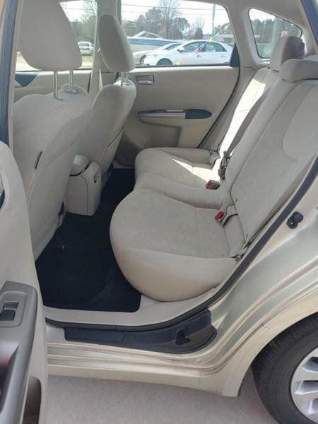 2009 Subaru Impreza Wagon