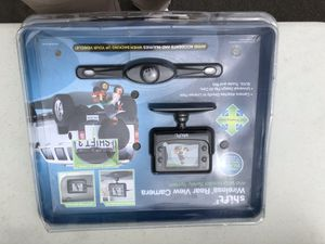 Shift back up camera for car for Sale in Union, NJ