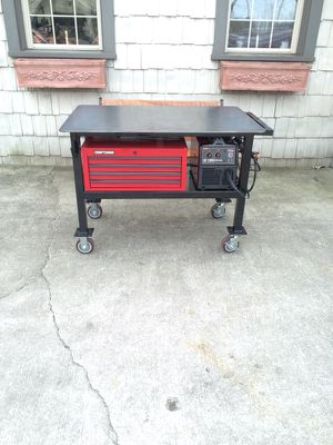 Welding table for Sale in Sunbury, OH