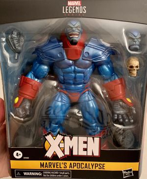 Marvel Legends Exclusive Deluxe Apocalypse Figure for Sale in Fresno, CA