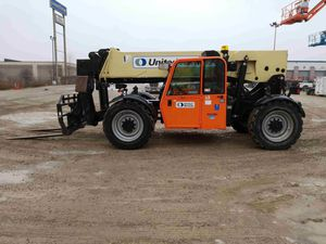 2013 JLG 12k capacity reach forklift for Sale in Chicago, IL