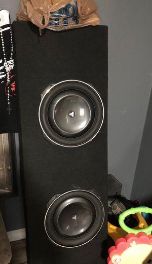 Jl audio 2 13s for Sale in Phoenix, AZ