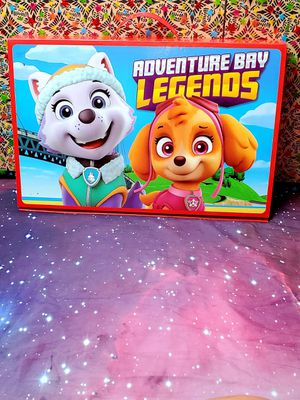 Paw Patrol Adventure Bay Legends Coloring Set for Sale in Santa Ana, CA