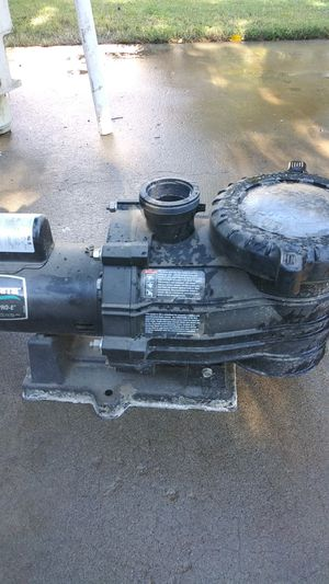 Swimming pool pump for Sale in Fresno, CA