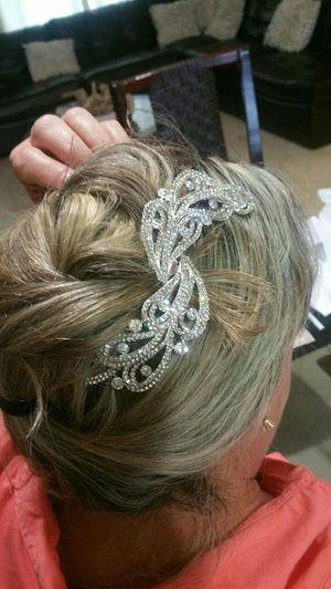 Bridal hair comb for Sale in Hialeah, FL