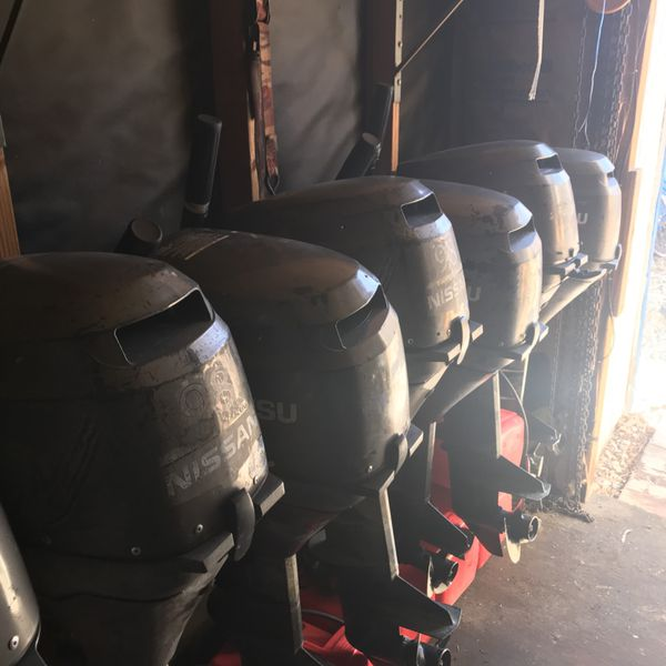 We have lots of outboard motors 4 stroke mercury for Sale in Big Bear Lake,  CA - OfferUp
