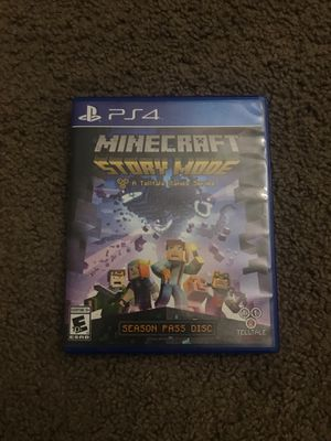 Minecraft Story Mode for Sale in Tempe, AZ