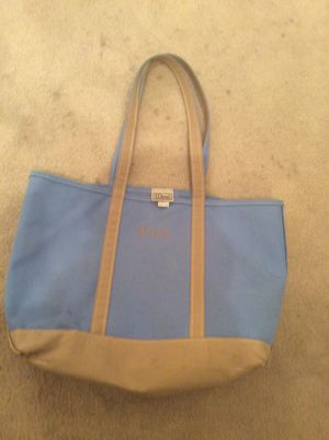 LL BEAN /Boat and Tote Bag, Open-Top size large for Sale in Manassas, VA