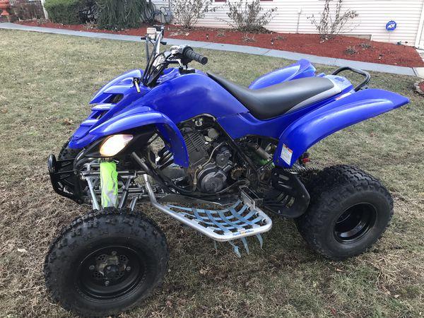 2005 Yamaha Raptor 660