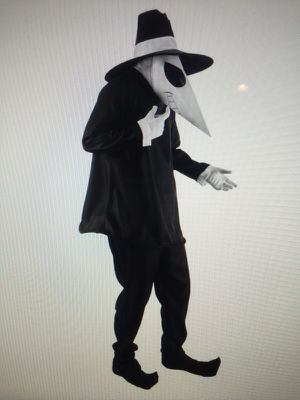 Brand New. Spy vs. Spy Adult Halloween costume. Size large/extra large for Sale in Auburn, WA