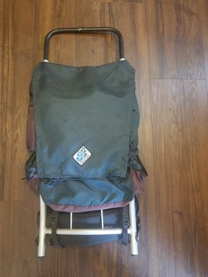 CampTrails Expedition Hiking Climbing Camping Outdoor Large Backpack Rain cover for Sale in Corbin City, NJ