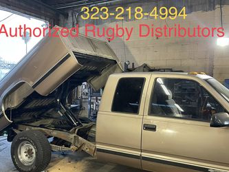 Pickup Truck Dump Hoists Rugby AUTHORIZED DISTRIBUTORS for Sale in Compton,  CA